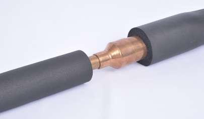 GoFLex flexible elastomeric thermal insulation Tubes Joints